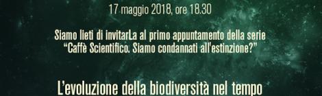 """""""Il Terzo Giorno"""": dal 17 maggio il """"Caffè scientifico"""" dell'Università"""