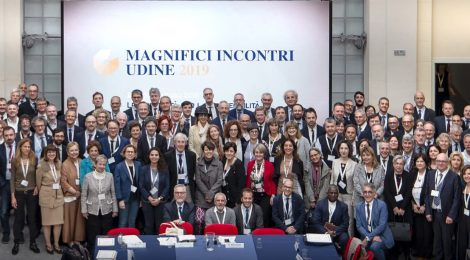 """L'Università di Parma firma il """"Manifesto degli Atenei italiani per la sostenibilità"""""""