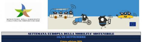 18esima edizione della Settimana Europea della Mobilità (SEM)