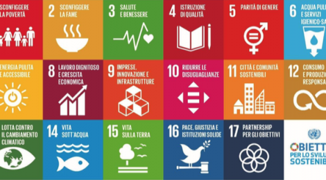 """Il corso e-learning """"L'Agenda 2030 e gli Obiettivi di sviluppo sostenibile"""""""